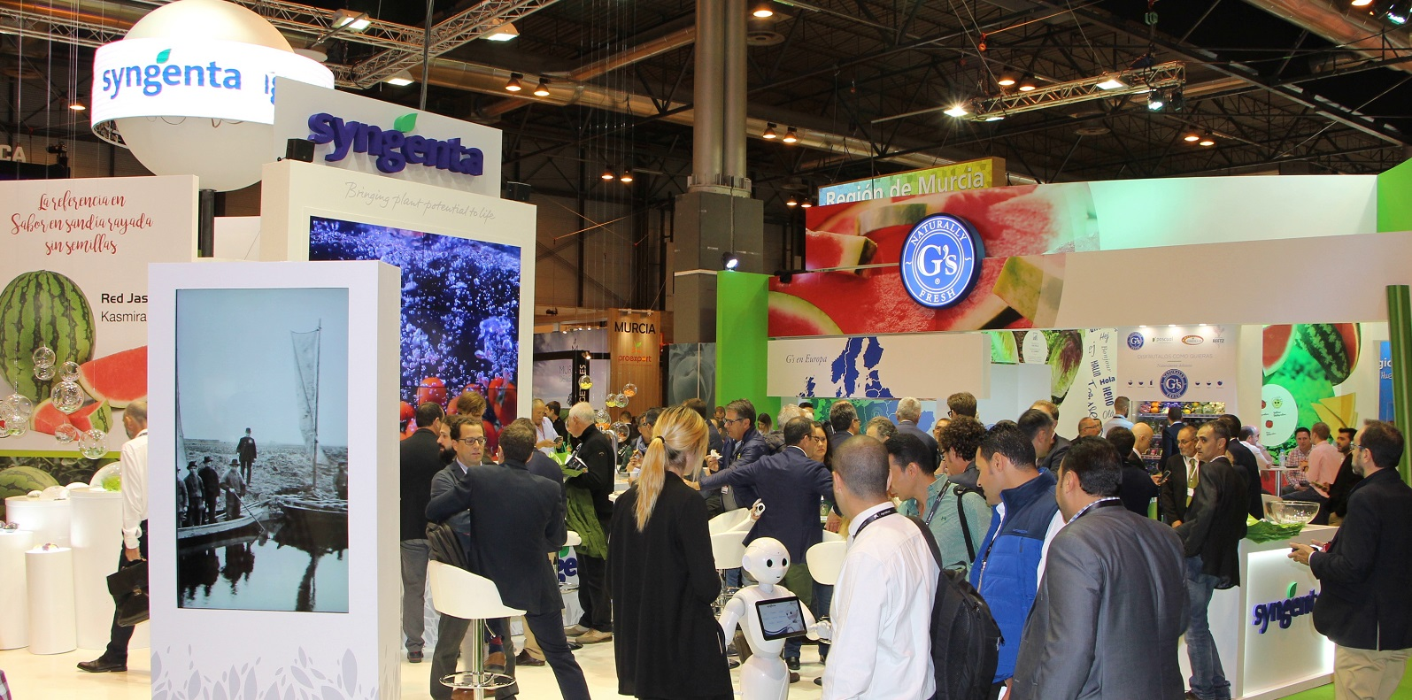Syngenta volta a trazer Inovação à Fruit Attraction